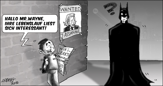 Menti Wikileaks Comic
