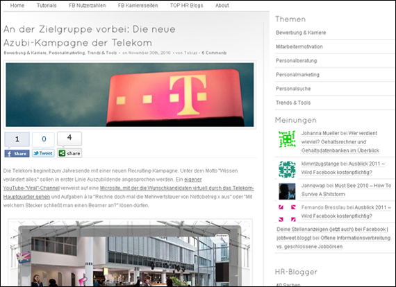 Screenshot Wollmilchsau Telekom