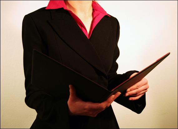 Screenshot Business women