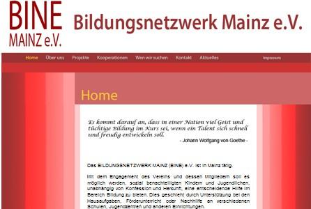 BINE Bildungsnetzwerk Mainz e. V.